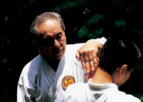 Okamoto Seigo Soshi AIKI, Los Angeles USA